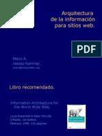 Arquitectura de La Informacion 02-6