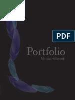 Mirissa Holbrook Portfolio