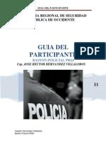 Guia Del Participante Baston Policial