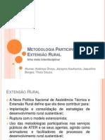 Metodologia de Extensão Rural
