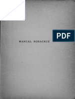 Amorc - Manual Rosacruz