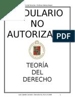 Examen Final de Teora Del Derecho