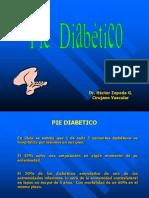 Semana 18.- Pié Diabético - Dr. Zepeda