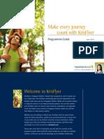 KrisFlyer Programme Guide