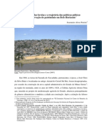 A Memória Das Favelas e as Políticas de Preservação Em Belo Horizonte Publicação