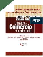 Plasticos en Centroamerica