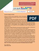 15 Lecturas Seleccionadas - Abril 2014