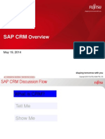 SAP CRM Overview