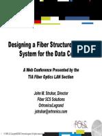 Data Center Cable Standar