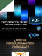 Grupo 8 - Programacion Paralela