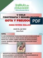 Gota y Pseudogota Cataleya