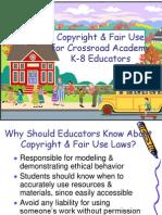 copyright  fair use