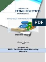 i Seminario de Marketing Politico en La Era Digital