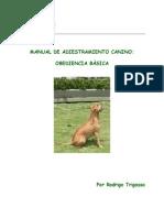 Rodrigo Trigosso - Manual de Adiestramiento Canino