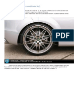 3d Max - Modelagem Roda de Carro (Mental Ray)