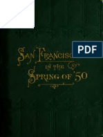 Men and Memories of San Francisco in the Spring of '50 (1873)