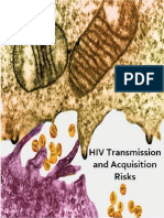 HIV Transmission and Acquisition Risks