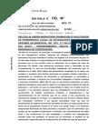 Poder Judicial de La Plata. Orden Migratorio