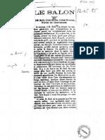 Octave Mirbeau, « Le Salon III - MM. Roll, Lhermitte, Jules Breton, Puvis de Chavannes »