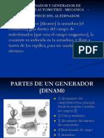 Alternador y Generador de Corriente Automotriz - Mecanica