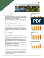 Swedbank's Interim Report Q2 2014