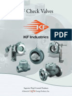 KF Check Valves