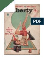 Nikola Tesla - A Machine to End War - Liberty Magazine - 1935