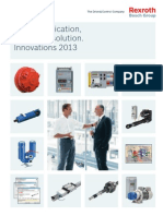 Bosch Rexroth Innovations 2013