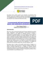 Estado, neoliberalismo, regulación, privatización 15 pp..doc