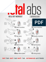 Total Abs Workout - Neila Rey