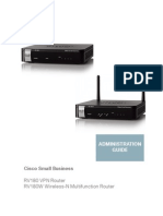 Rv180 VPN Router