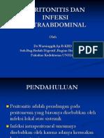 Peritonitis Power Point 1