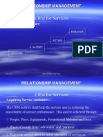 CRM for Services