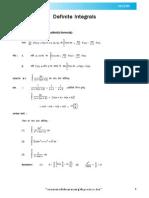 Definite Integration Theory_h