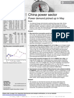 China Power Sector (June 2014)