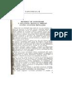 2.Metodele de Investigare a Influentei Mediului Ambiant Asupra Sanatatii Populatiei