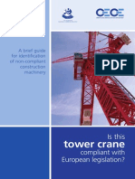 CECE Compliance TowerCrane UK