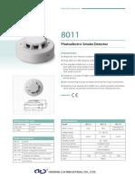 8011 Photo Electric Smoke Detector