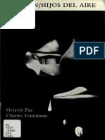 Paz, Octavio and Tomlinson - Airborn
