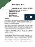 334_resource_2. CVP Analysis