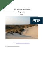 Schiermonnikoog 2014 Student Booklet