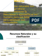 Recursos Naturales I I