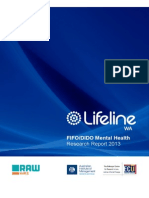 fifo dido mental health research report 2013