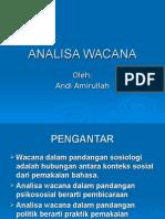 ANALISIS-WACANA