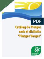 Catàleg Platges Verges