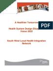 HSD Blueprint Vision 2022 Final Exec Summary