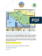 Info Parque Nacional Corcovado