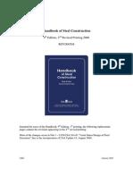 Handbook of steel construction Rev 92
