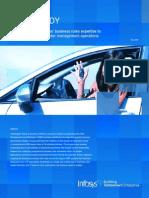 Optimizing Order Management & Distribution Business Architecture