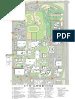 CSUF Campus Map